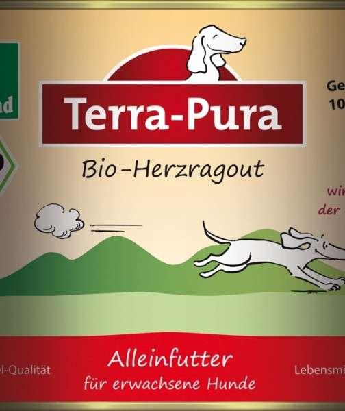 Terra Pura Bio-Herzragout Ragoût de Cœurs Bio 800 g 4260123691042 avis