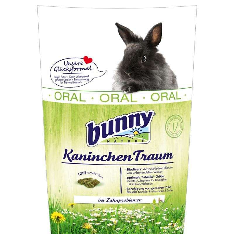 Bunny Nature KonijnenDroom Oral 750 g 4018761201235