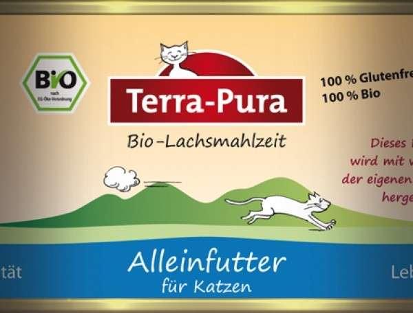 Organic Salmon Meal by Terra Pura 200 g, 400 g buy online
