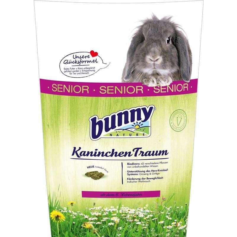 Bunny Nature RabbitDream Senior 1 kg, 4 kg, 750 g osta edullisesti
