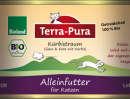 Terra Pura Biologisch Maaltijd met Gans en Eend voor katten 200 g