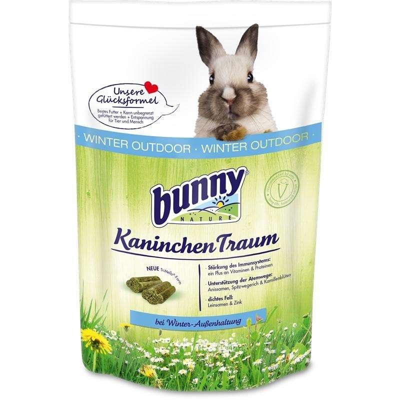Bunny Nature KonijnenDroom Winter Outdoor  750 g