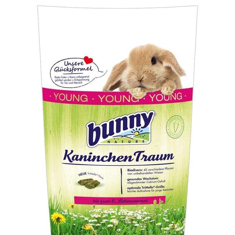 Bunny Nature Kaninchen Traum Young 1 kg 4018761200054 Erfahrungsberichte