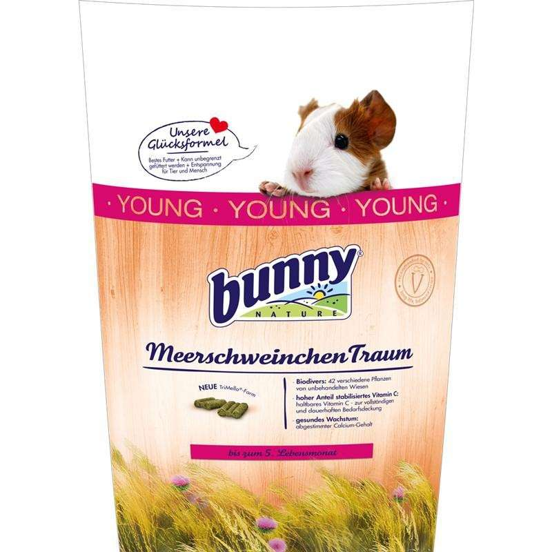 Bunny Nature CaviaDroom YOUNG 1 kg 4018761203055