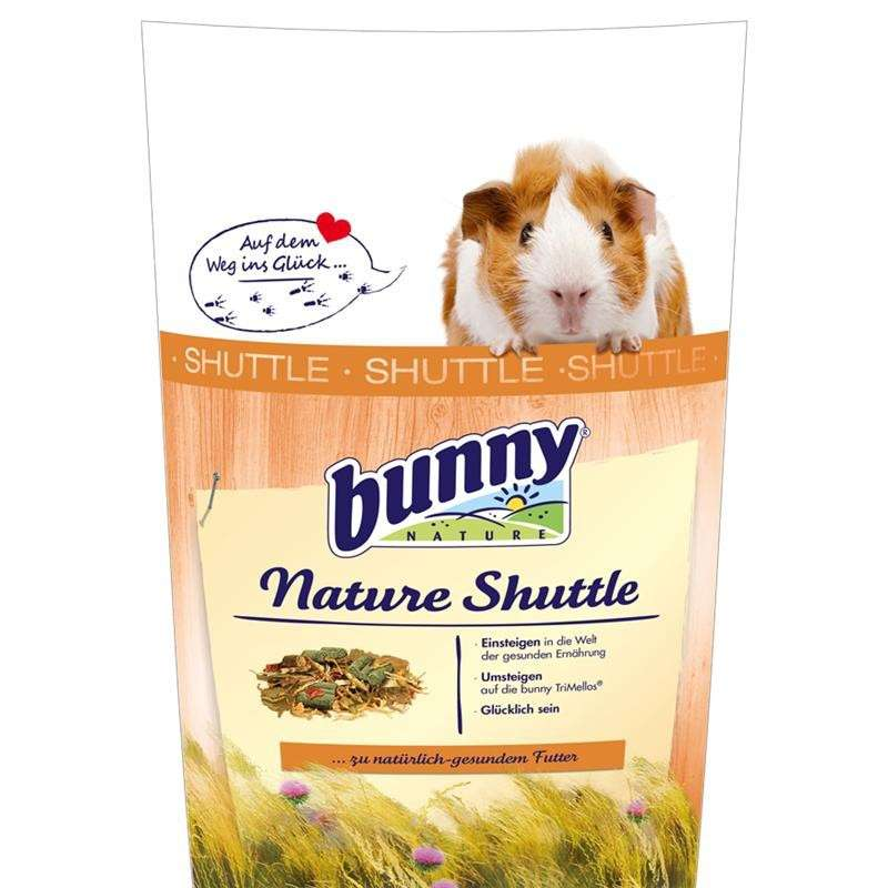 Bunny Nature Nature Shuttle 600 g