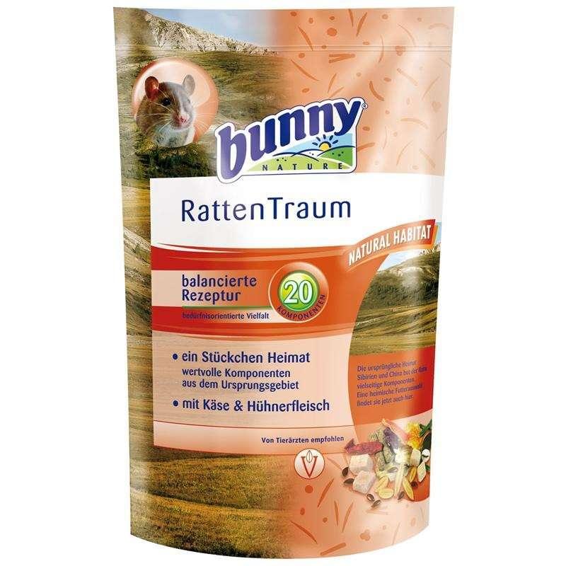 Bunny Nature RatDream BASIC 1 kg, 4 kg, 500 g kjøp billig med rabatt