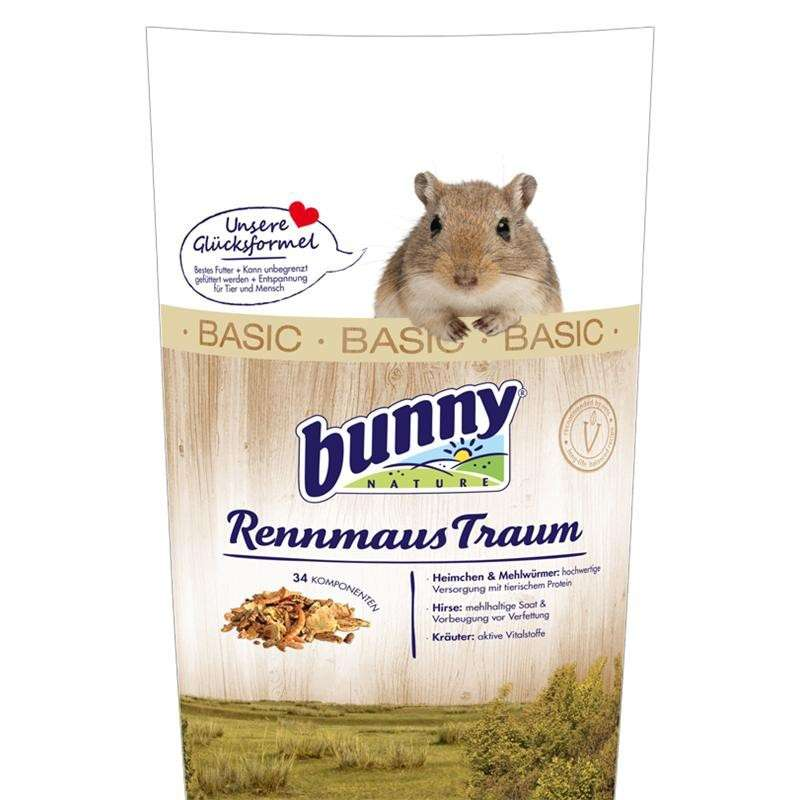 Bunny Nature RenmuisDroom BASIC 4 kg, 600 g