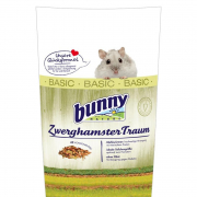 Bunny Nature Dwarf Hamster Dream BASIC 600 g