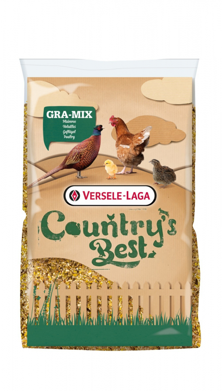 Versele Laga Country's Best GRA-MIX Hens mixture (with whole maize and sunflower seeds) 20 kg köp billiga på nätet