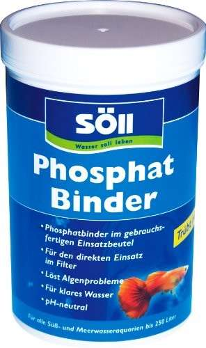 Phosphate Binder 150 g  af Söll køb rimeligt og favoribelt med rabat
