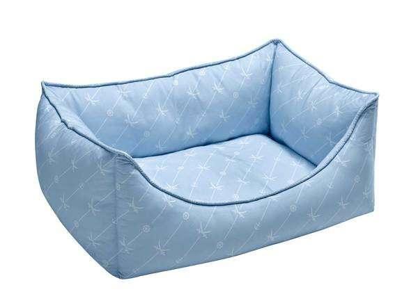 Hunter Hondenbank, Sansibar, Antibacteriële 60x45 cm Hemelsblauw met korting aantrekkelijk en goedkoop kopen