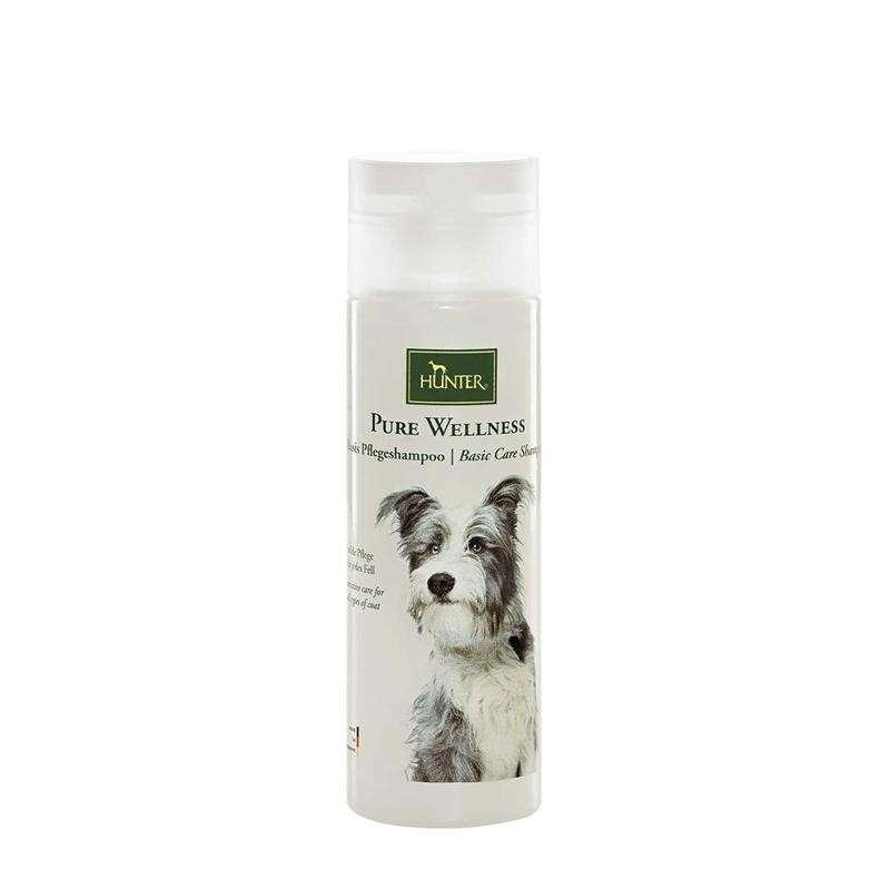 Hunter Basic Verzorgingshampoo Pure Wellness 200 ml  met korting aantrekkelijk en goedkoop kopen
