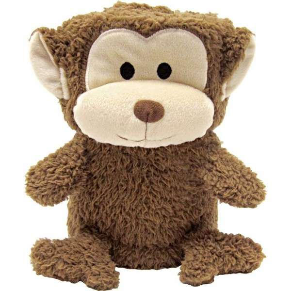 Hunter Puppies Deken Madison Monkey, Bruin  Monkey  100x65 cm