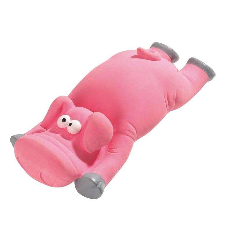Hunter Speelgoed Zwijntje, Pink 30 cm Roze met korting aantrekkelijk en goedkoop kopen