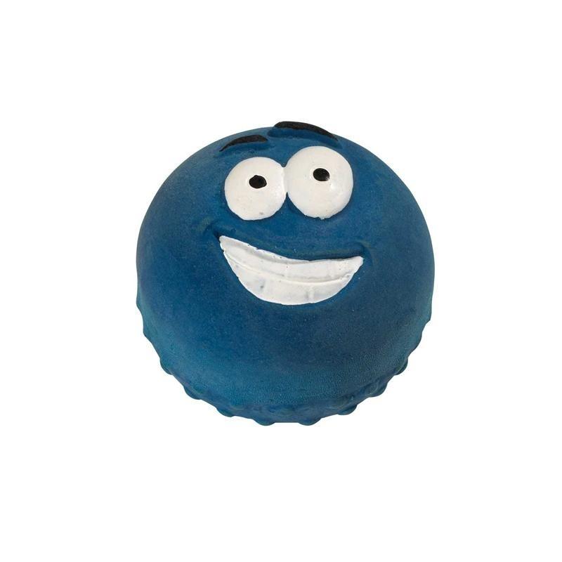 Hunter Speelgoed Face Ball  Blauw