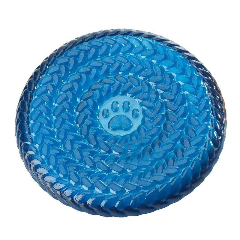 Hunter Hondenspeelgoed TPR Frisbee Blauw  met korting aantrekkelijk en goedkoop kopen