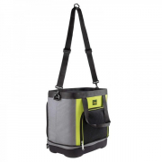 Hunter Carry bag Darwin, green/grey 39x24x37 cm