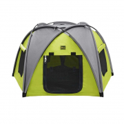 Hunter Tent Victoria green/grey, 101x101x53cm great prices online - Dog kennels