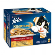 Felix Multipack Sensations with Meat Selection in Jelly Art.-Nr.: 5531