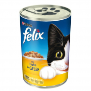 Felix Chunks with Chicken in Jelly 400 g