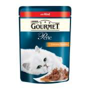 Purina Gourmet Perle - Mini Fillets with Beef 85 g