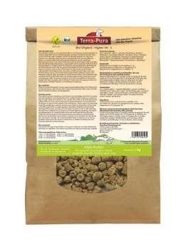 Økologisk fôr Organic Vegani 1 kg  fra Terra Pura kjøp billig med rabatt