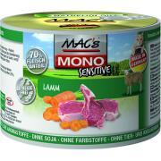 MAC's Mono - Sensitive Cordero 200 g