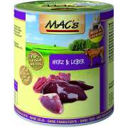 MAC's Cat - Heart & Liver 800 g