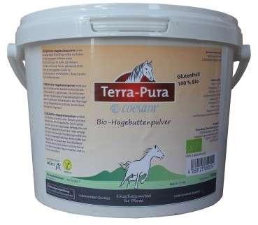 Terra Pura Rozenbottelpoeder 1.5 kg  met korting aantrekkelijk en goedkoop kopen