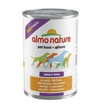 Almo Nature DailyMenu Adult Dog Kip 400 g