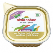 Almo NatureDailyMenu BIO Adult Dog Turkey 100 g