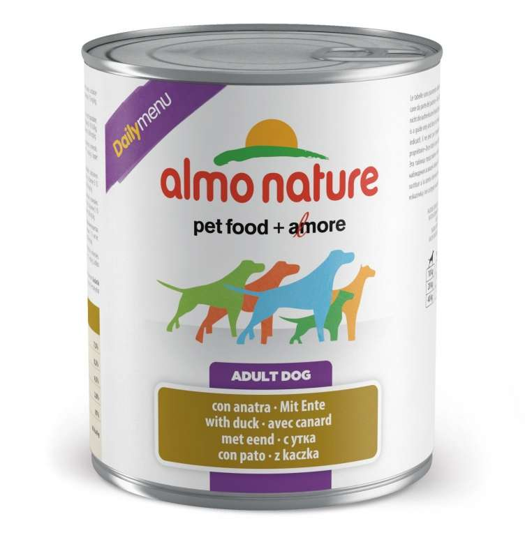 Almo Nature DailyMenu Adult Dog Eend 800 g 8001154123807
