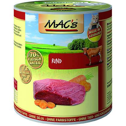 MAC's Cat Carne de Vaca 800 g