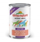 Almo Nature DailyMenu Adult Dog Pork 400 g handle billig her