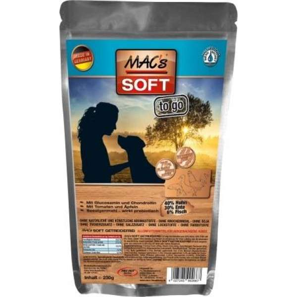 MAC's Soft - Adult Grain free 230 g