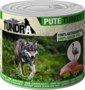 Tundra Dog Food Turkey 6x600 g