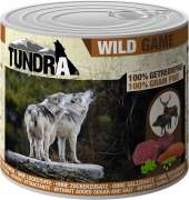 Tundra Dog Food Game 6x600 g