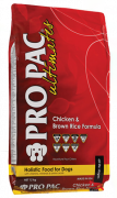 PRO PAC Ultimates  Chicken & Brown Rice Formula 2.50 kg