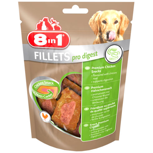 Fillets Pro Digest S from 8in1 80 g buy online