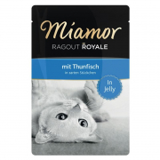 Ragout Royale in Jelly Tuna from Miamor 100 g