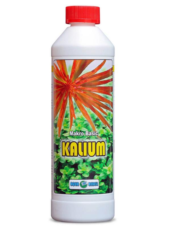 Aqua Rebell Makro Basic Kalium 500 ml  met korting aantrekkelijk en goedkoop kopen