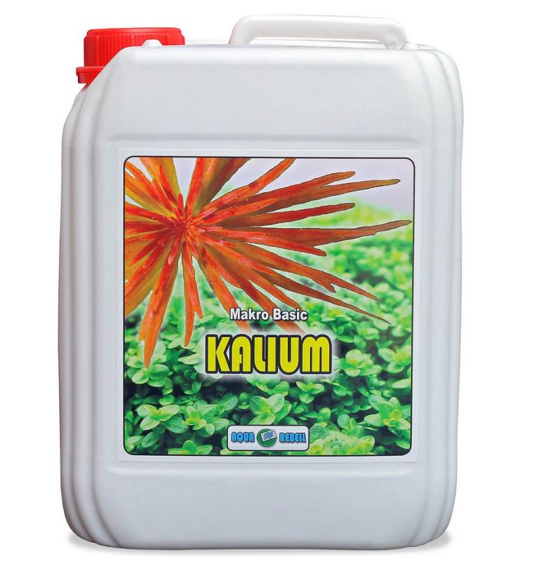 Aqua Rebell Makro Basic Kalium  5 l