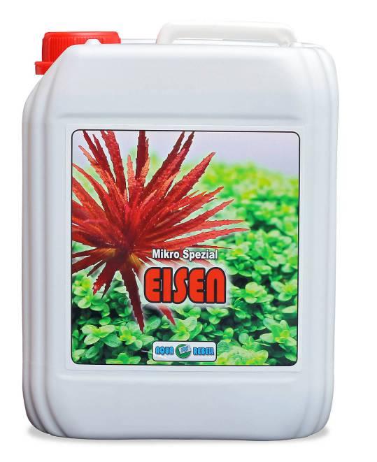 Aqua Rebell Mikro Eisen Spezial  5 l