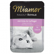 Miamor Ragout Royale in Sauce Duck & Poultry 100 g