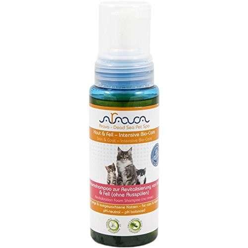 Arava Hond Schuim Shampoo voor de Huid en Vacht te Revitaliseren zonder Spoelen 250 ml  met korting aantrekkelijk en goedkoop kopen