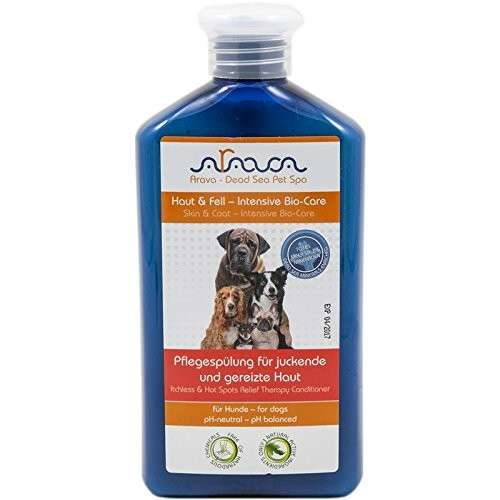 Arava Hond Hair Conditioner voor Jeukende en Geïrriteerde Huid 400 ml  met korting aantrekkelijk en goedkoop kopen