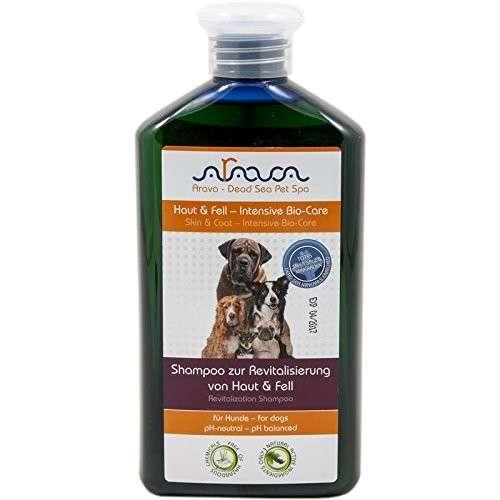 Arava Hondenshampoo om de Huid en Vacht te Revitaliseren 400 ml  met korting aantrekkelijk en goedkoop kopen