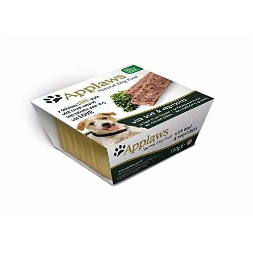 Applaws Dog Pate Rund 7x150 g, 150 g