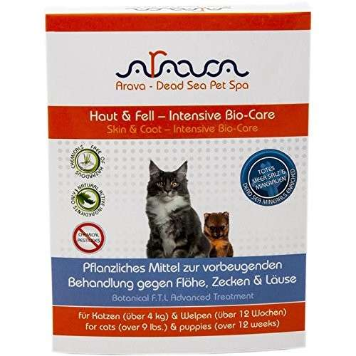 Arava Cat Spot On Anti-fleas, ticks and lice 2 ml  osta edullisesti