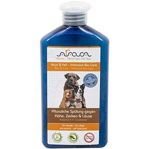 Arava Honden Veredelingsmiddel tegen Vlooien, Teken en Luizen 400 ml  met korting aantrekkelijk en goedkoop kopen